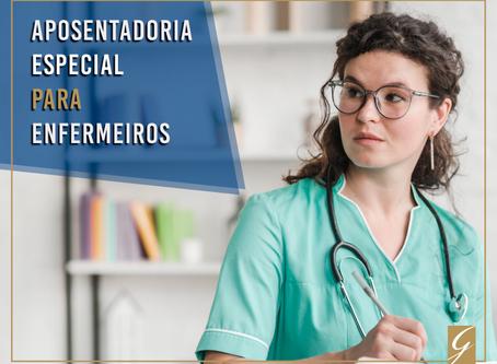 Aposentadoria Especial para enfermeiros