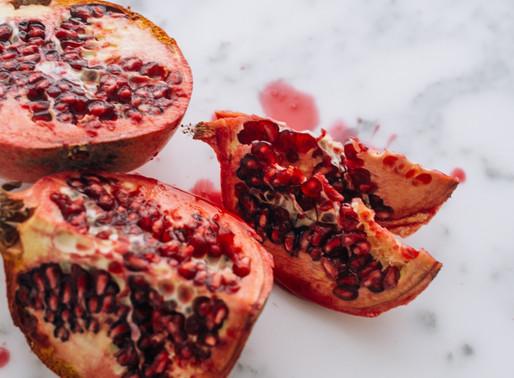 Pomegranate Vinaigrette