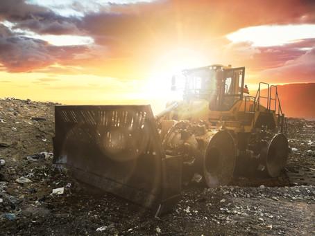 Volvo Unveils LC450H Landfill Compactor