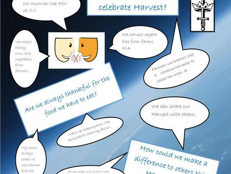 Why do we still celebrate Harvest?