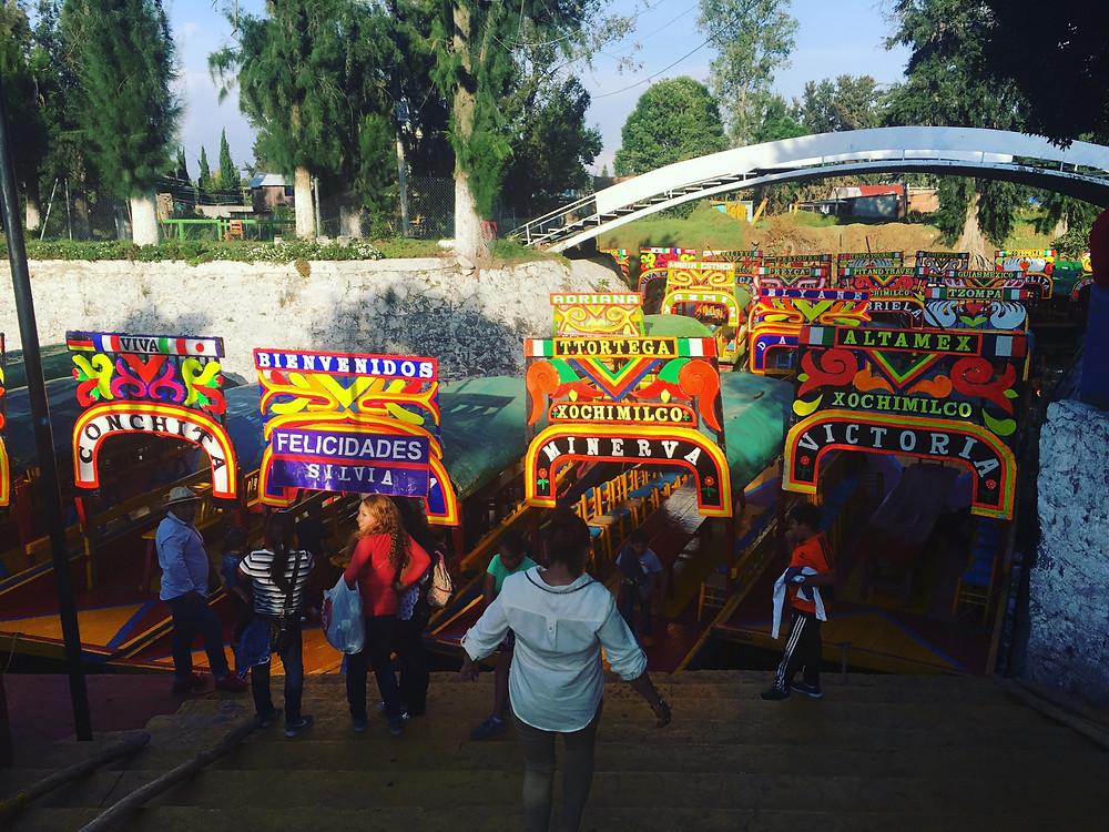Lake Xochimilco