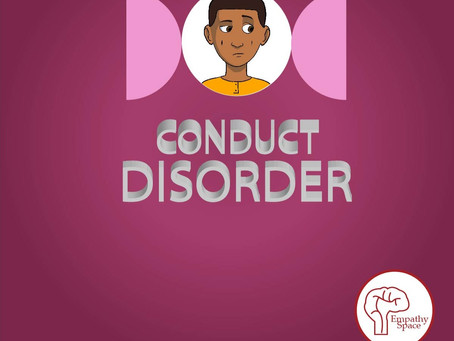 Conduct Disorder with Joshua