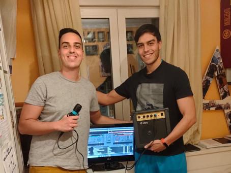 Local Heroes: Gonzalo & Alvaro