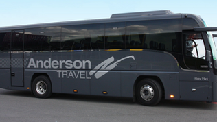 Coach travel for away games