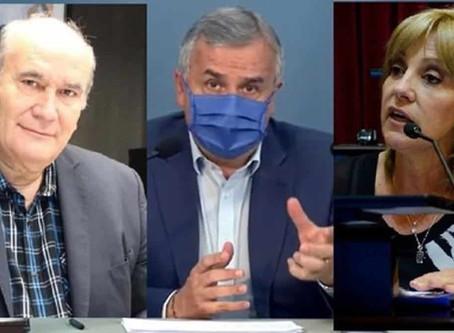 Denuncian a Morales y a dos legisladores por supuestas irregularidades en contrataciones