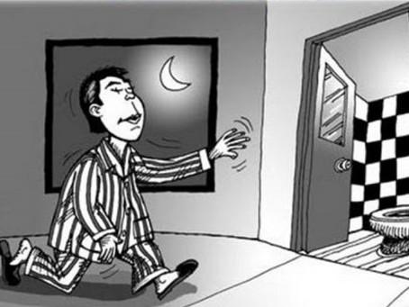 Tiểu đêm - Căn bệnh khó nói gây nhiều phiền phức.