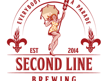 Riding On the City of New Orleans, Be Sure To Stop At Second Line Brewing (right off the tracks)