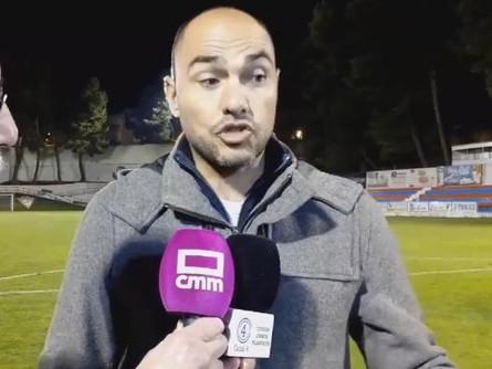 Manifestaciones de Jesús Castellanos tras el CP Villarrobledo 0 San Fernando 4