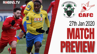 Match Preview - Haringey Borough