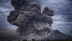 How Volcanic Eruption Reduce Global Precipitation: