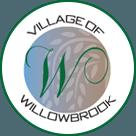 village of willowbrook illinois logo