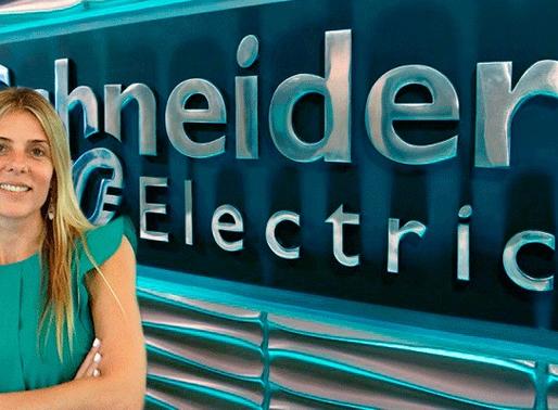 SCHNEIDER ELECTRIC PROMOCIONA A ANDREA SCARANO