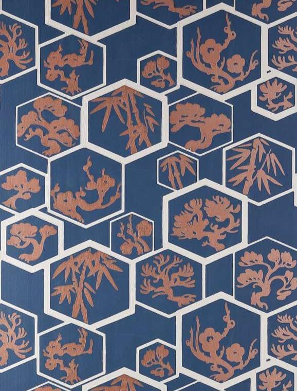 Sustainable Design - Wallpaper - Farrow & Ball Shouchikubai