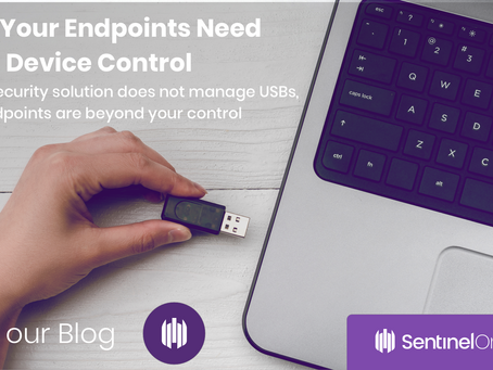 MALICIOUS MEDIA | WHY YOUR ENDPOINTS NEED DEVICE CONTROL