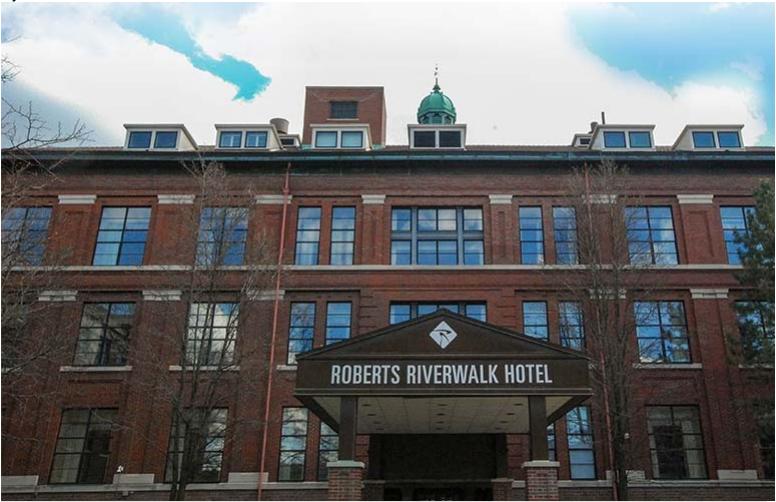 Roberts Riverwalk Hotel