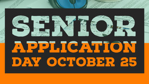 Senior Application Day