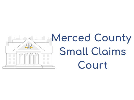 Merced County Small Claims