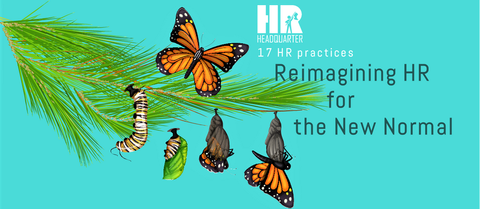 Reimagining HR for the New Normal