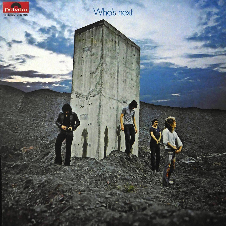 """The Who """"Who's Next"""" 50th Anniversary"""