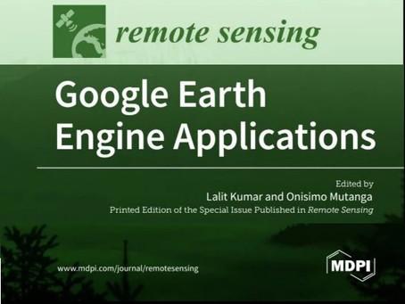 PDF E-Book: Google Earth Engine