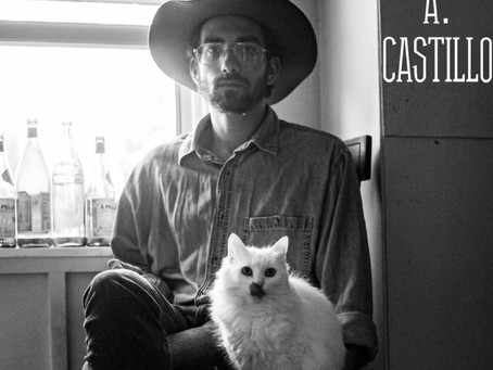 "Folk-star Victor Castillo sings his ""Space Cowboy Heart"" out"