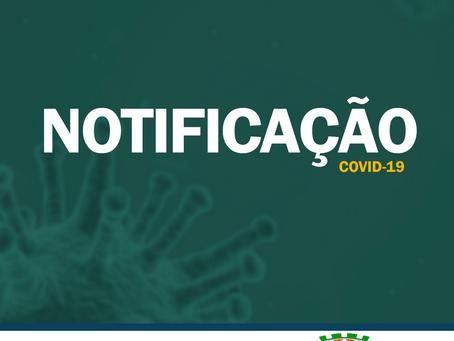 Notificação - Covid19
