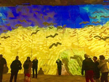 Où est passé le jaune des tableaux de Van Gogh?