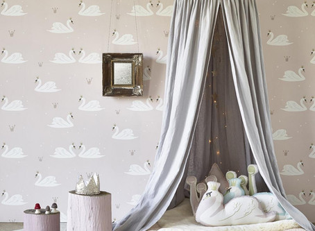 5 steps to a dreamy little girl's room