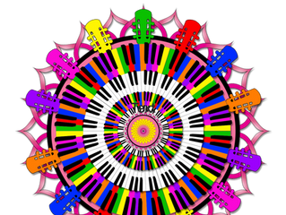 Fun-Keys Fabulous Diwali Rangoli