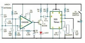L85, Mobile Signal Detector