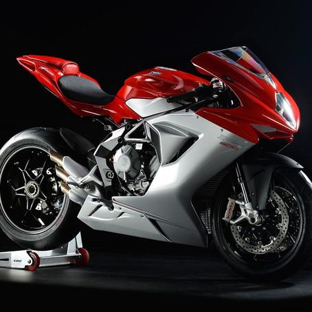MV AGUSTA: THE BUGATTI OF MOTORCYCLES.