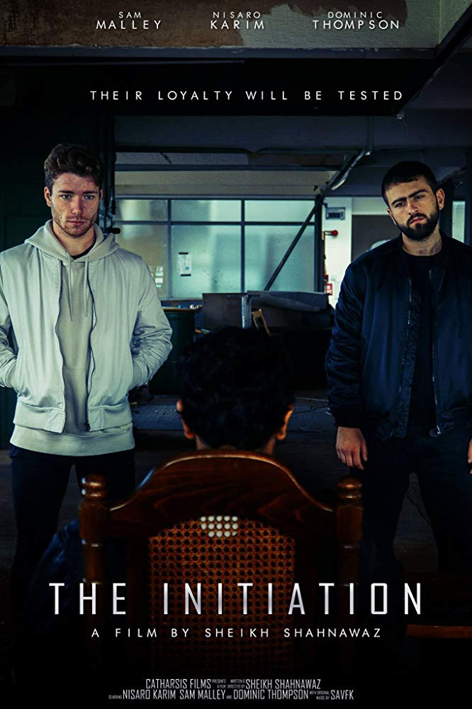 The Initiation short film poster