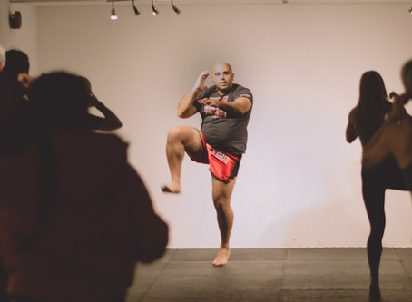 """Here are 5 reasons you should make Muay Thai your staple routine at PFH"""