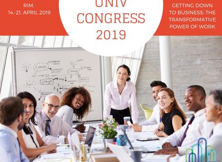 UNIV Congress 2019