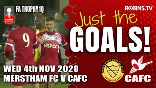 Just the Goals - Merstham