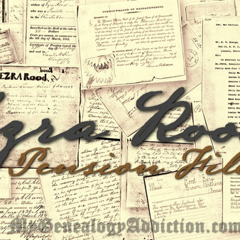 Ezra Rood in the American Revolution