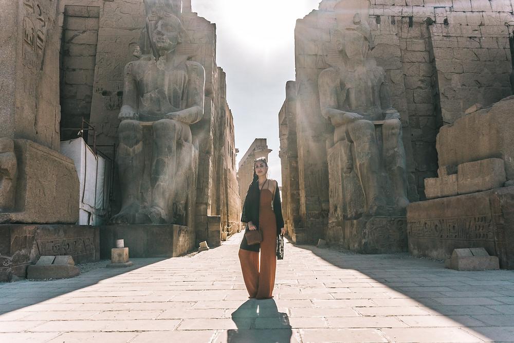 luxor temple egypt travel luxor