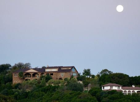 Big Moon Set Over RM2244
