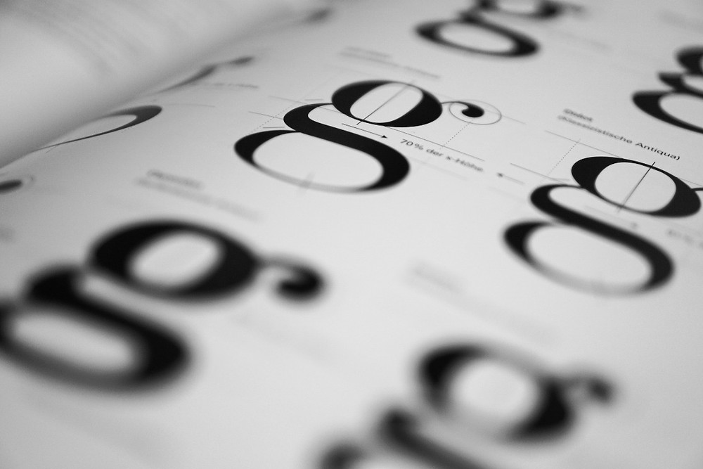 Font, font pairing, eastcamp, eastcamp creative, typography