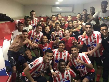 Haciendo Historia: Junior a la final de la Copa Sudamericana