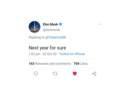 My Thoughts on Tesla from an Indian Perspective