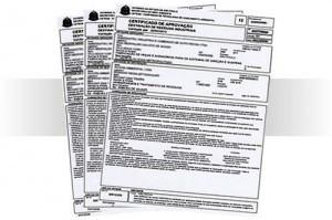 CADRI (Certificado de Movimentação de Resíduos de Interesse Ambiental).