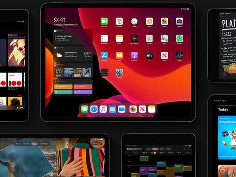 Apple lança iOS 13.6.1, iPadOS 13.6.1 e Atualização Suplementar do macOS Catalina 10.15.6