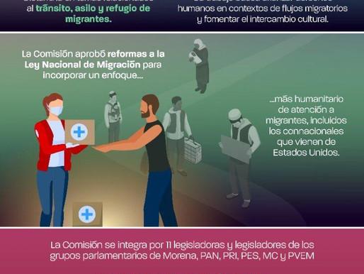 Comisión de Asuntos Fronterizos y Migratorios