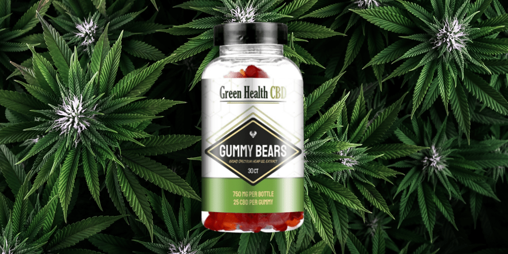 Green Health CBD Gummy Bears{Official Website2021}: Includes 100% Pure CBD  That Is Non-Habit Forming amp; Safe! | Shore Excursions NZ