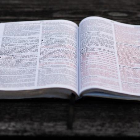 Weekly Home Bible Study
