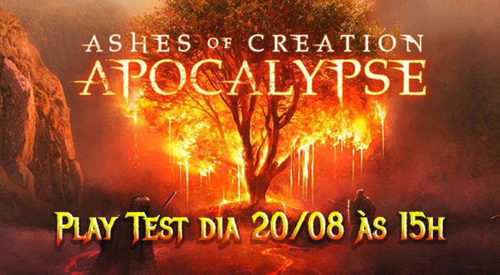 Aonde baixar e como jogar o Ashes of Creation Apocalypse