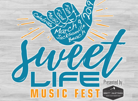 Law Office of Brett Hastings to be presenting sponsor of Sweet Life Music Festival
