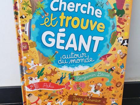 """[ LECTURE ] """"Cherche Et Trouve Géant - Autour du monde"""""""