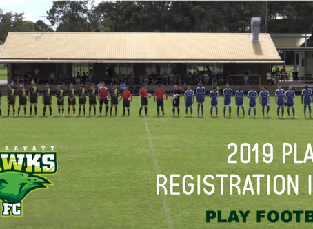 ALL YOU NEED TO KNOW: 2019 Registration